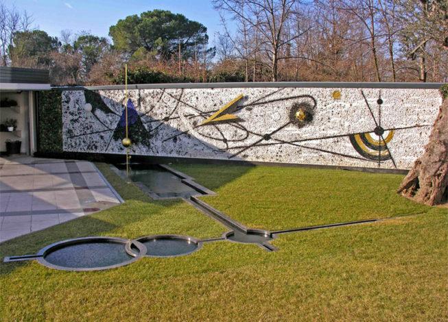 walter valentini mosaico lino reduzzi studio reduzzi