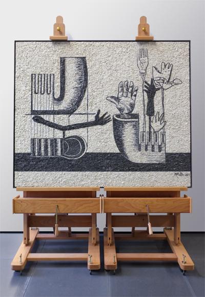 mario botta lino reduzzi studio reduzzi vase no. 8 mosaic