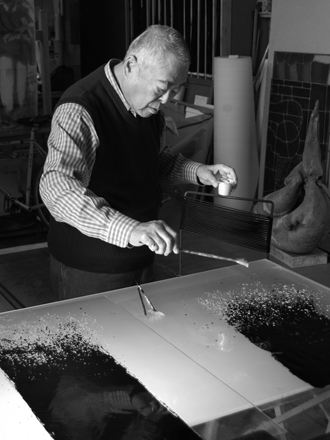 hsiao chin 蕭勤 vetrate artistiche lino reduzzi studio reduzzi hsiao chin international art foundation taiwan